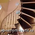 Виды конструкций деревянных лестниц - VIP-REMONT-KVARTIR.RU