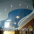 Виниловый декор потолка современной квартиры - VIP-REMONT-KVARTIR.RU