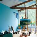 Внутренняя отделка с красками на водной основе - VIP-REMONT-KVARTIR.RU