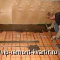 Водяной теплый пол - VIP-REMONT-KVARTIR.RU